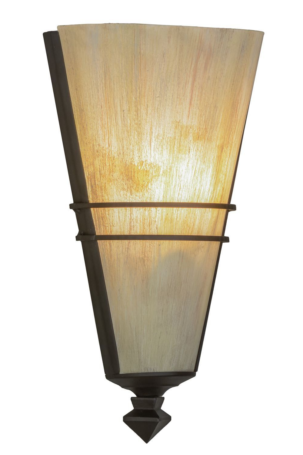 """Most Up To Date Cano 7.5'' H Wall Lanterns Regarding Meyda 7.5""""w St (View 13 of 15)"""