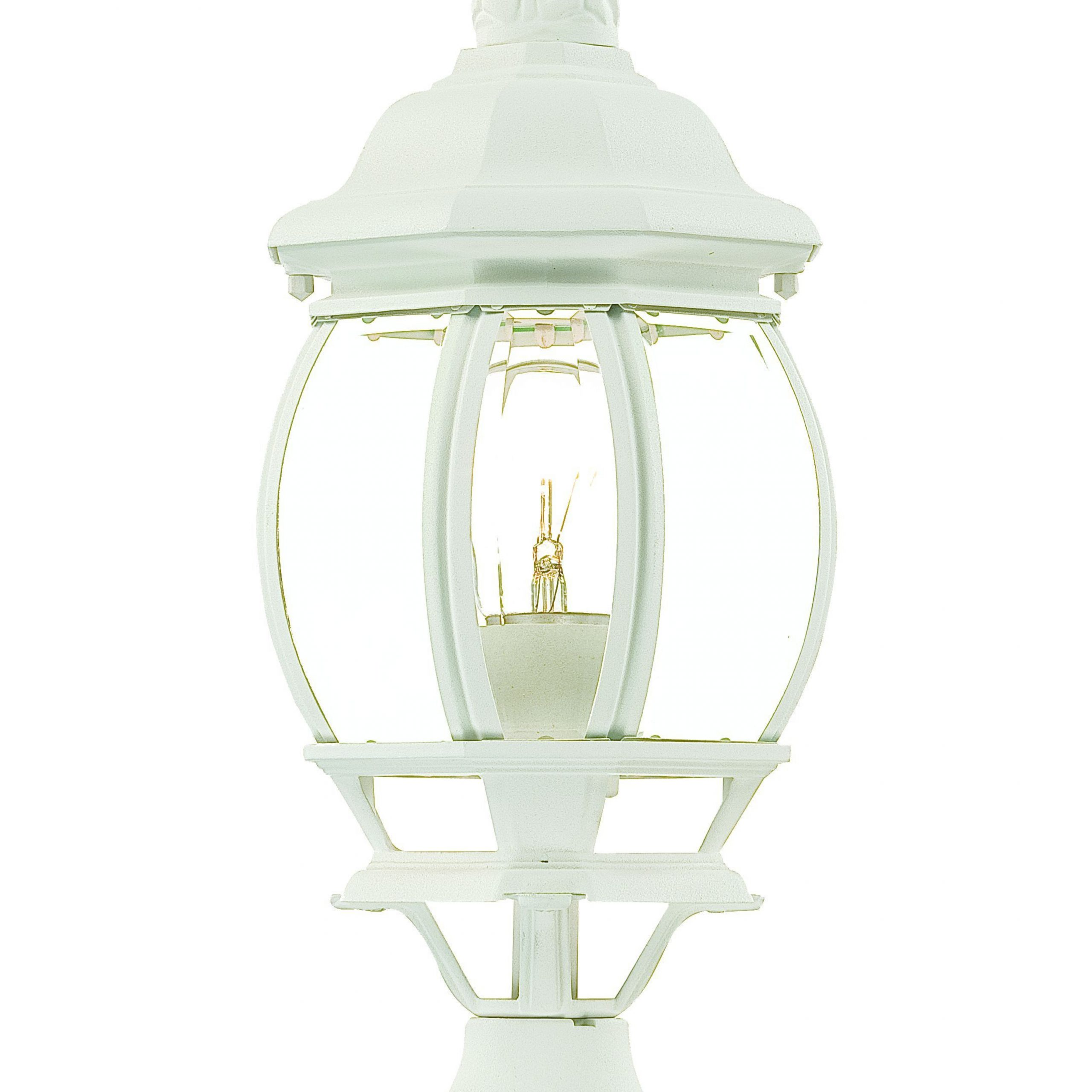 Most Up To Date Faunce 12'' H Beveled Glass Outdoor Wall Lanterns Intended For Chateau Post Lanternacclaim Lighting (View 14 of 15)