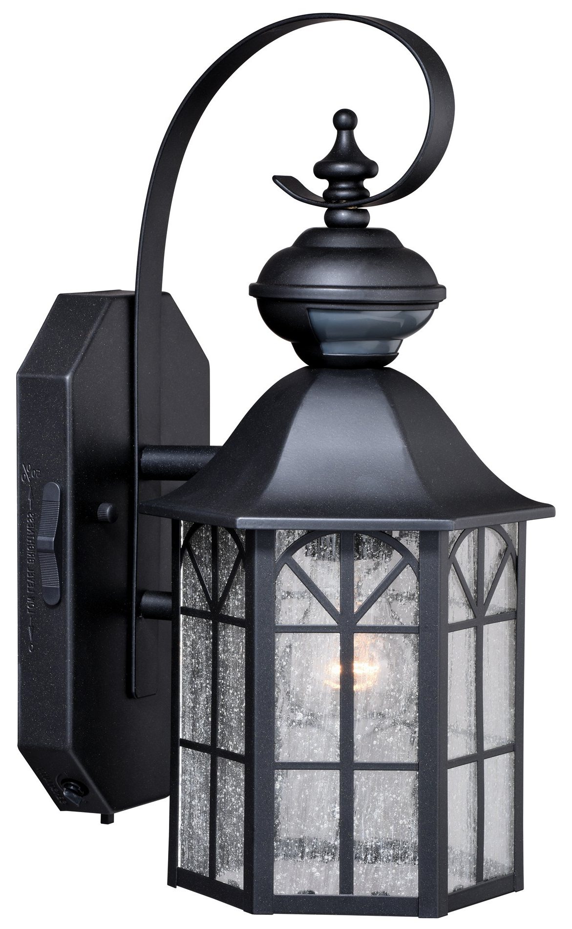 Most Up To Date Tudor Style Outdoor Light Fixtures – Outdoor Lighting Ideas Intended For Cowhill Dark Bronze  (View 5 of 15)