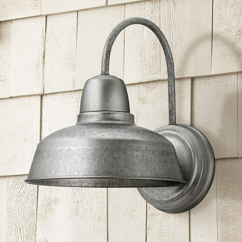 Featured Photo of Lainey 13'' H Outdoor Barn Lights