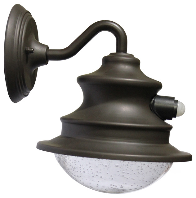 Newest Gama Sonic Gs 122pir Solar Barn Light With Motion Sensor Within Arryonna Outdoor Barn Lights (View 12 of 15)