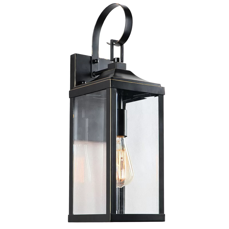 Outdoor Wall Lantern (View 7 of 15)