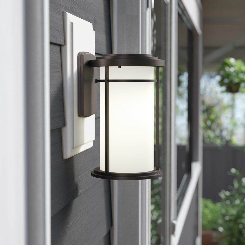 Outdoor Wall Lantern, Outdoor (View 8 of 15)