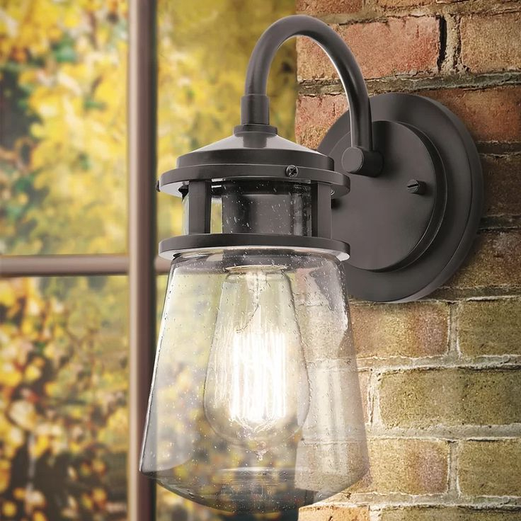 Outdoor Wall Lantern (View 8 of 15)