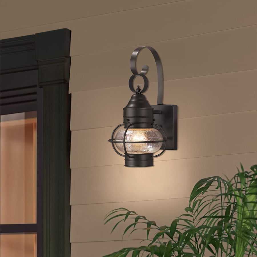 Outdoor Wall Lighting, Black Outdoor Wall (View 15 of 15)