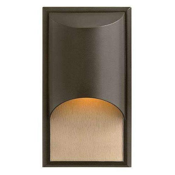 Outdoor Wall Lighting, Wall Regarding Most Recent Cowhill Dark Bronze  (View 7 of 15)