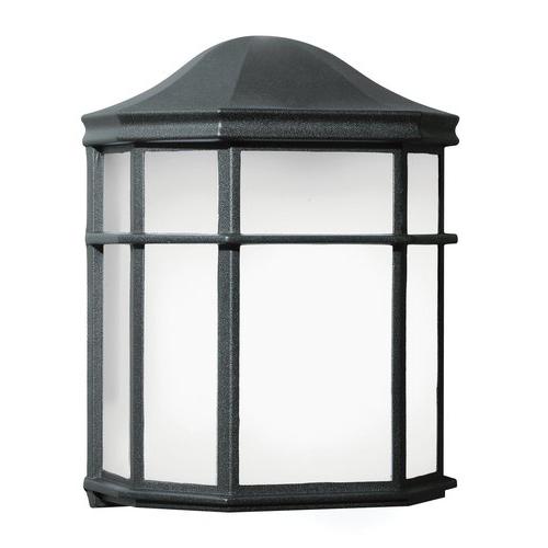 Popular Gillett 9.75'' H Outdoor Wall Lanterns Within Kichler  (View 15 of 15)