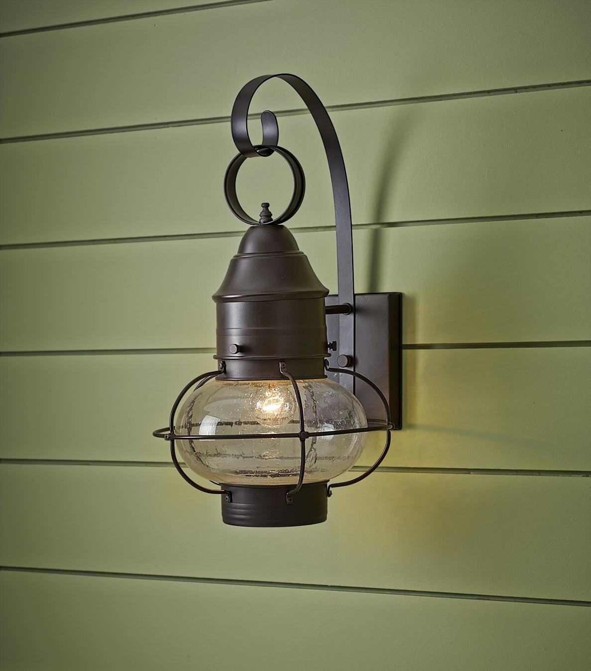 Porch Lanterns, Outside Porch (View 1 of 15)