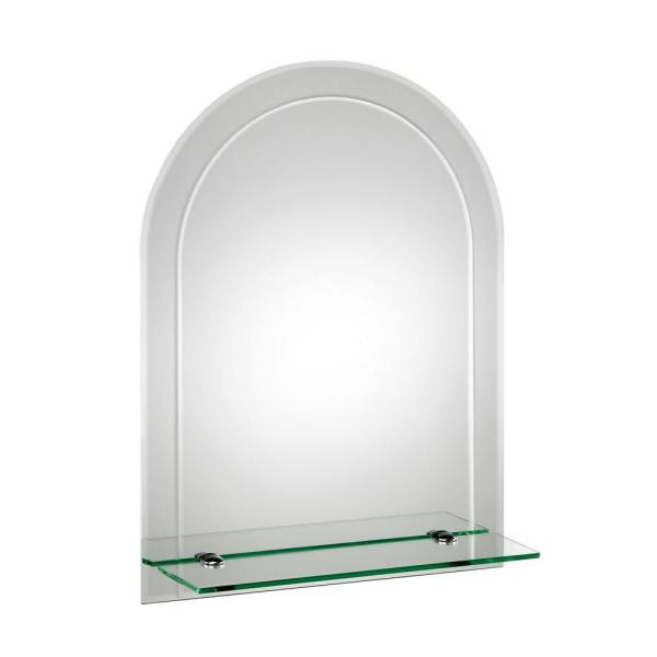 Powell 19'' H Beveled Glass Outdoor Wall Lanterns Within Trendy Croydex 18 In. X 24 In (View 2 of 15)