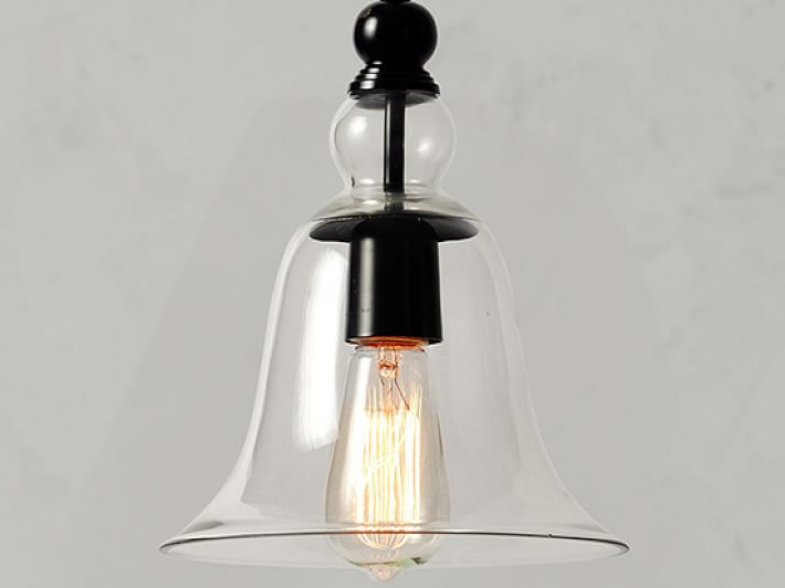 Preferred Rustic Glass Outdoor Pendant (View 12 of 15)