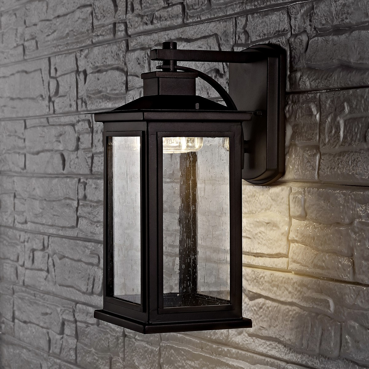 Recent Brierly Oil Rubbed Bronze/black 12'' H Outdoor Wall Lanterns Pertaining To Plt4003a Outdoor Lighting – Lightingsafavieh (View 9 of 15)