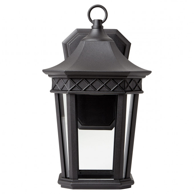 """Rockmeade Black 11'' H Outdoor Wall Lanterns Inside Most Up To Date 11"""" Foxfield Outdoor Entrance Wall Sconce – Single Light (View 9 of 15)"""