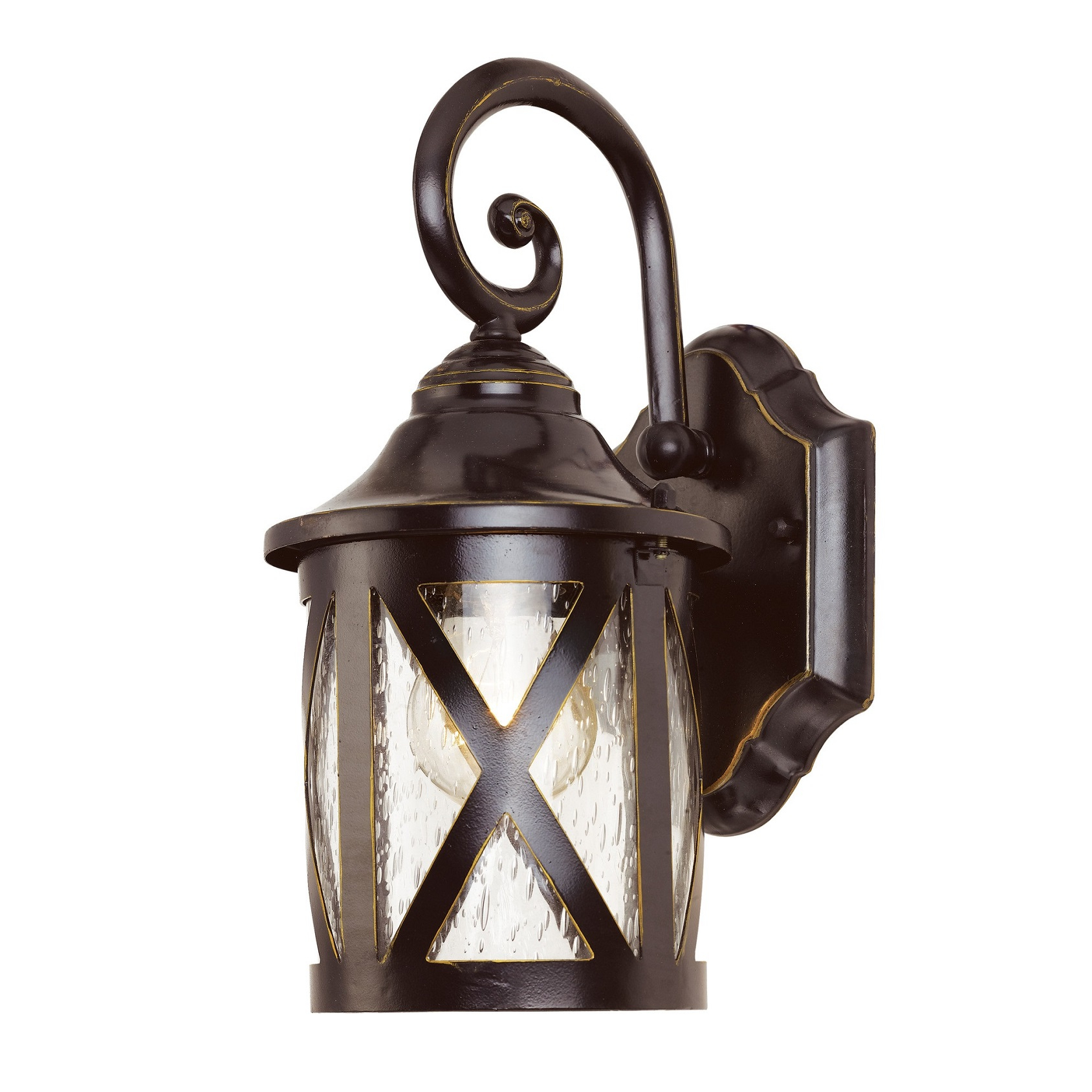 Transglobe Lighting New England 1 Light Outdoor Wall For Latest Caroline Outdoor Wall Lanterns (View 5 of 15)