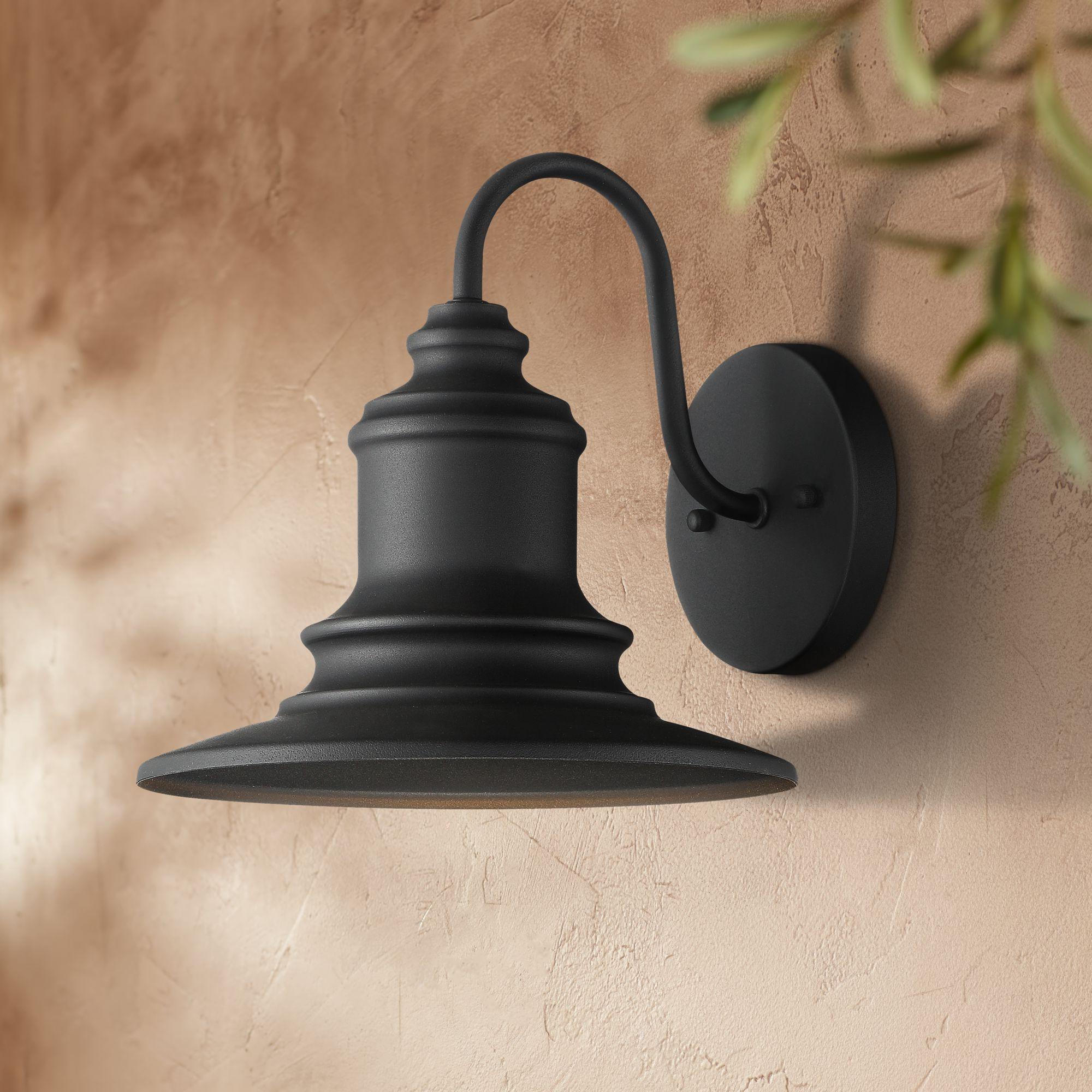 Featured Photo of Rickey Black Outdoor Barn Lights