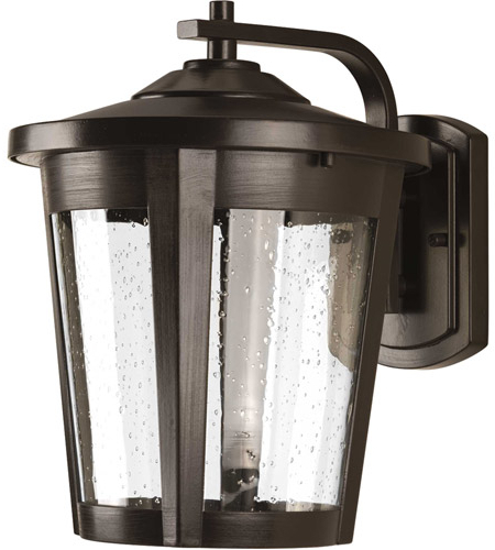 Turcot 12'' H Wall Lanterns For Most Popular Progress P6079 2030k9 East Haven Led Led 12 Inch Antique (View 4 of 15)