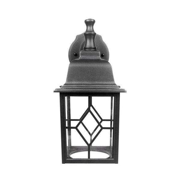 Turcot 12'' H Wall Lanterns Within Famous Euri Lighting Black 1 – Bulb  (View 9 of 15)