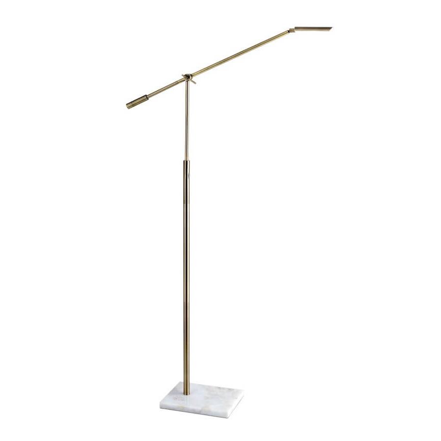 Vera Led Floor Lamp (View 4 of 15)