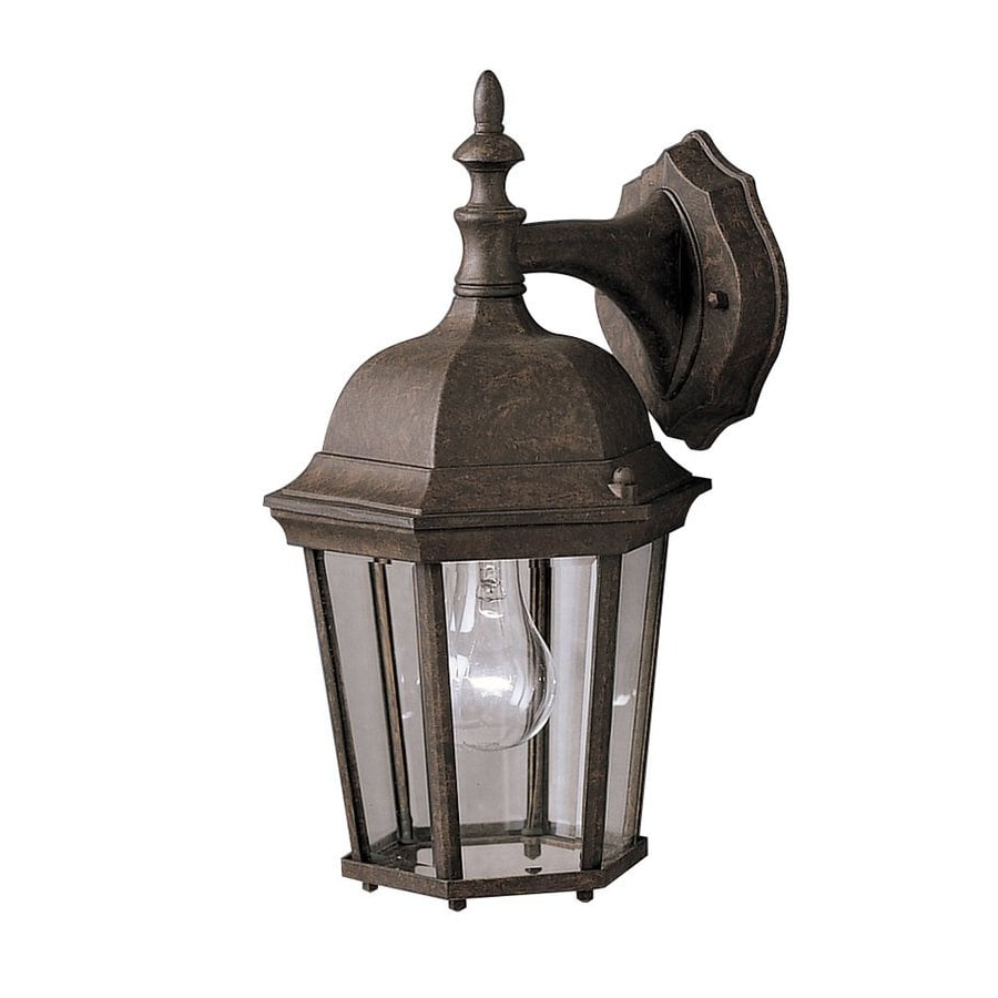Featured Photo of Walland Black 14.75'' H Outdoor Wall Lanterns