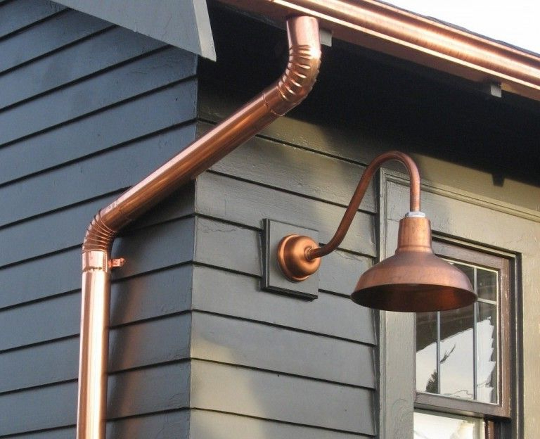 Well Known American Made Gooseneck Barn Lighting For Outdoor For Arryonna Outdoor Barn Lights (View 2 of 15)