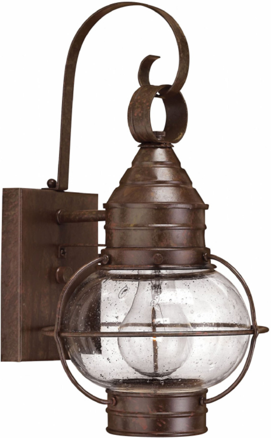 Well Known Hinkley Cape Cod Small Solid Brass Outdoor Wall Lantern Inside Brookland Outdoor Wall Lanterns (View 8 of 15)