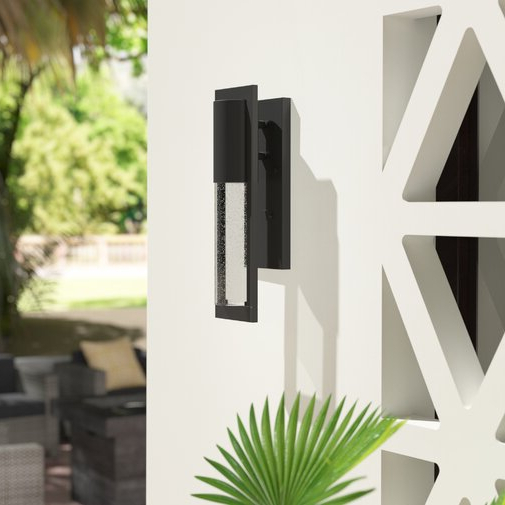 Widely Used Dedmon Outdoor Armed Sconces With Regard To Brayden Studio Craney Outdoor Armed Sconce & Reviews (View 11 of 15)
