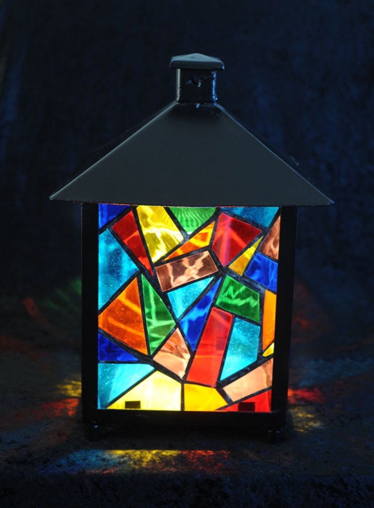 Wrentham Beveled Glass Outdoor Wall Lanterns Regarding Most Recently Released Lanterns (View 5 of 15)