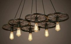 Outdoor Iron Hanging Lights