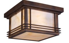 Mission Style Outdoor Ceiling Lights
