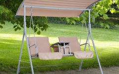 Patio Porch Swings with Stand