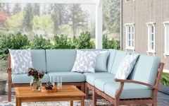 Hursey Patio Sofas