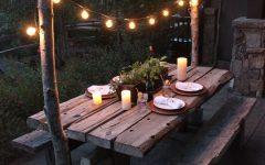 Outdoor Dining Lanterns