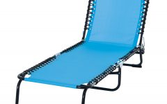 3-position Portable Folding Reclining Beach Chaise Lounges