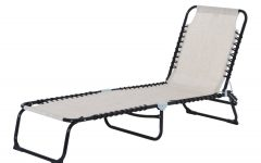 3-position Portable Reclining Beach Chaise Lounges