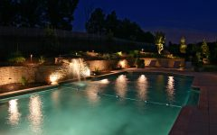 Outdoor Pool Lanterns