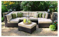 4-piece Sierra Sunbrella Seating Group