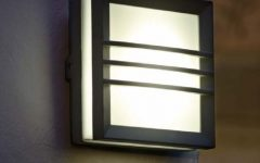 Battery Operated Outdoor Wall Lights