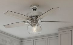 Bennett 5 Blade Led Ceiling Fans With Remote