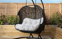 Rattan Garden Swing Chairs