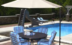 Ketcham Cantilever Umbrellas