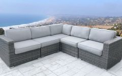 Nolen Patio Sectionals With Cushions