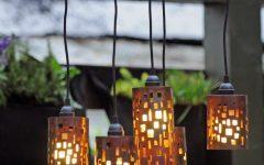 Diy Outdoor Hanging Lights