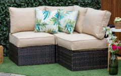 Boyce Outdoor Patio Sectionals With Cushions