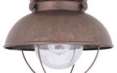 Brass Outdoor Ceiling Lights