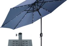 Brecht Lighted Umbrellas