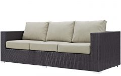 Brentwood Patio Sofas with Cushions
