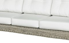 Carlisle Patio Sofas With Cushions