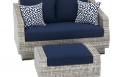 Castelli Loveseats With Cushions