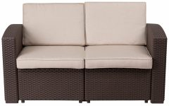 Clifford Loveseats with Cushion