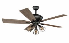 Clybourn 5 Blade Ceiling Fans