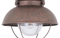 Copper Outdoor Ceiling Lights